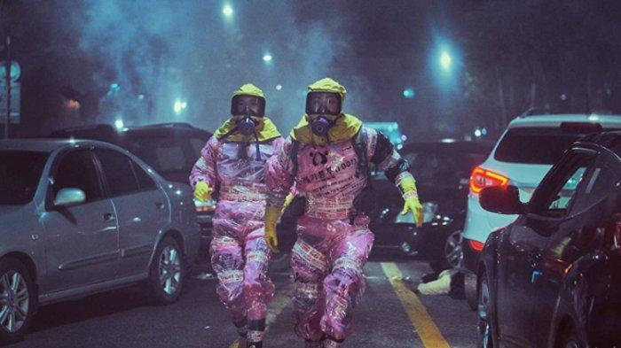 Sinopsis Film Exit, Kisah Bencana Gas Beracun di Seoul yang Dibintangi Jo Jong Suk dan Yoona SNSD