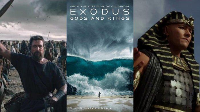 Sinopsis Dan Fakta Menarik Film Exodus Gods And Kings Yang Tayang Di Big Movies Gtv Pukul 21 30 Wib Tribunnews Com Mobile