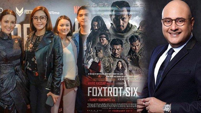 Film Foxtrot Six yang akan tayang dan direncanakan go international