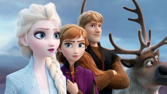 Frozen II tayang di Bioskop Indonesia hari ini, Rabu (20/11/2019).