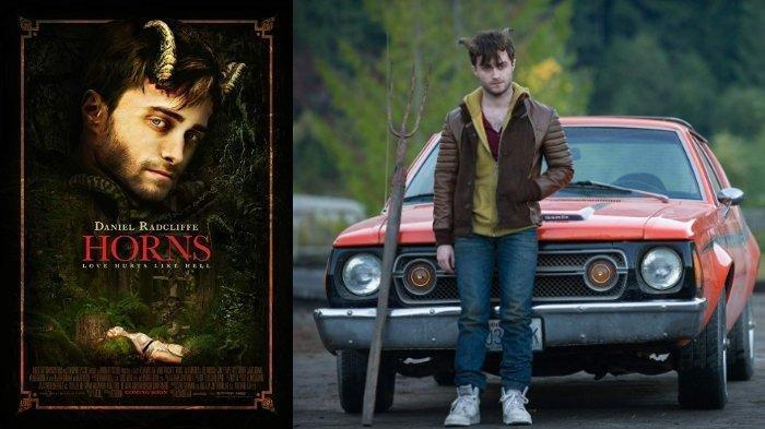 Sinopsis Film Horns, Kisah Daniel Radcliffe Bertanduk yang Mengungkap Kematian Pacarnya