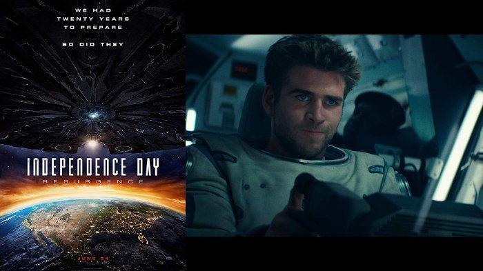 Sinopsis Dan Fakta Menarik Film Independence Day Resurgence Tayang Di Gtv Pukul 21 45 Wib Tribunnews Com Mobile