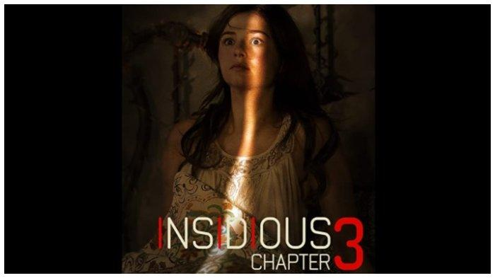 Waduh! Sinopsis Film Insidious Chapter 3, Kisah Remaja yang Diganggu Roh Jahat, Tayang Malam Ini