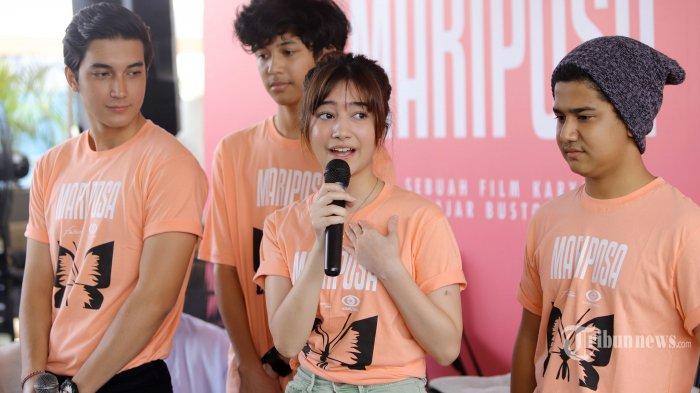 Syakir Daulay Tahan Rindu Pada Pemain Film Mariposa yang Dibintanginya