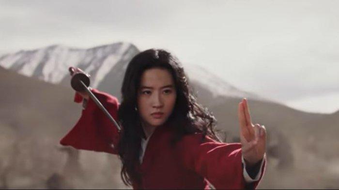 Cara Nonton Mulan & Sinopsisnya, Akan Muncul Gif Gemas Jika Pencet Like di Medsos Terkait Film Ini