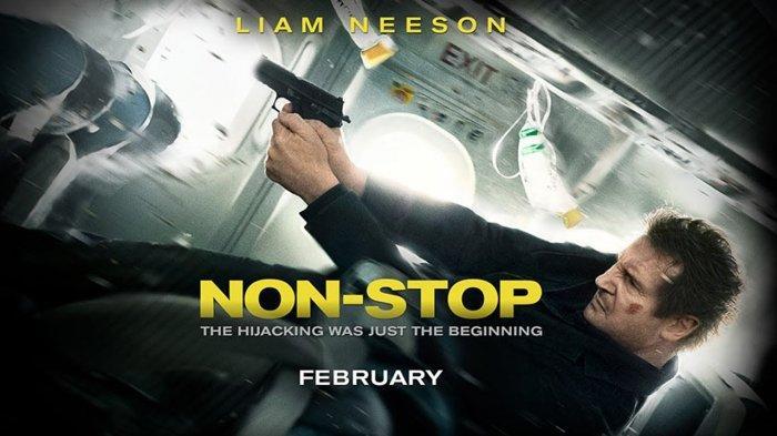 Sinopsis Film Non-Stop: Aksi Melumpuhkan Teroris di dalam Pesawat, Tayang Malam Ini