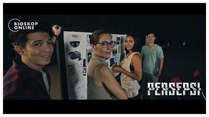 Sinopsis Film Persepsi, Persaingan Irwansyah hingga Nino Fernandez untuk Jadi Pemenang