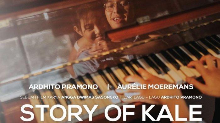 Official trailer film Story of Kale rilis, dibintangi Ardhito Pramono dan Aurelie Moeremans siap tayang secara online pada 23 Oktober 2020.