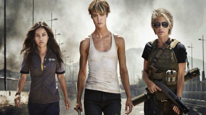 Arnold Schwarzenegger dan Linda Hamilton Kembali Berperan di Film Terminator: Dark Fate