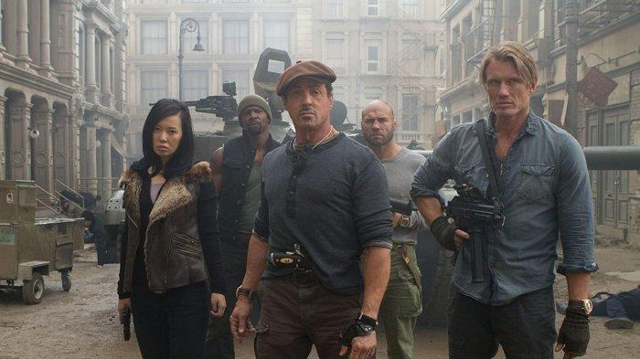 Film The Expendables 2 (2012)