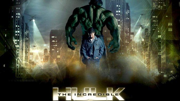 Sinopsis Film The Incredible Hulk, Tayang di GTV Jumat 15 Mei 2020 Pukul 22.00 WIB