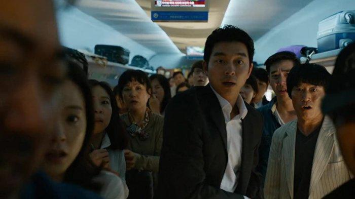 Nonton Film Train to Busan, Kisah Gong Yoo dan Para Penumpang Kereta Selamatkan Diri dari Zombie