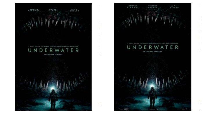 Sinopsis Film Underwater Diperankan oleh Kristen Stewart: Kisah Penyelamatan Diri dari Bawah Laut