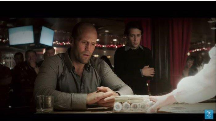 Sinopsis Film Wild Card yang Dibintangi Jason Statham Tayang di TransTV Malam Ini, Pukul 21.00 WIB.