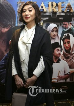 Film Zharfa, dibintangi Kaka Azraff ( Zharfa, gadis pemberontak dan tak ada rasa takut pada siapapun).