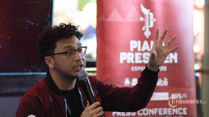 Grace Natalie Kuliah S2, Giring Ganesha Ditunjuk Jadi Plt Ketum Partai Solidaritas Indonesia (PSI)