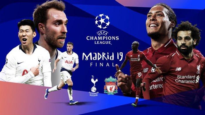 Ini Lokasi Nobar Gratis Final Liga Champions 2019 Liverpool Vs Tottenham Hotspur Malam Ini Tribunnews Com Mobile