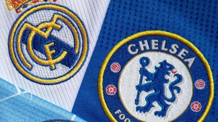 LINK LIVE STREAMING SCTV Chelsea vs Real Madrid, Liga Champions, Tonton Lewat HP