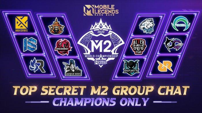Live Streaming Final M2 Mobile Legends 24 Januari, Burnese Ghouls VS Bren Esport