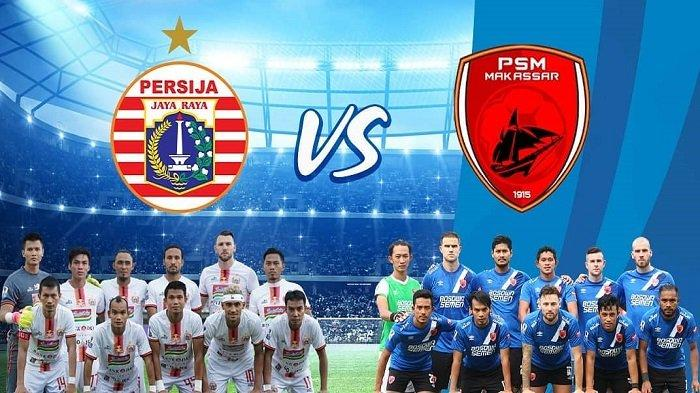 Link Live Streaming Final Leg Pertama Piala Indonesia Persija Jakarta Vs PSM Makassar di RCTI