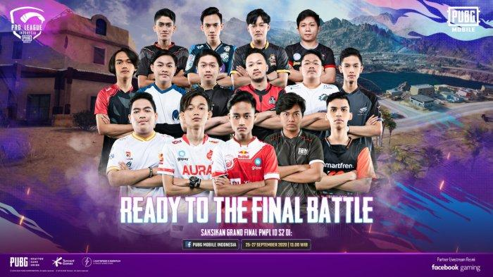 16 Tim Maju ke Babak Grand Final PUBG Mobile Pro League Indonesia Season 2
