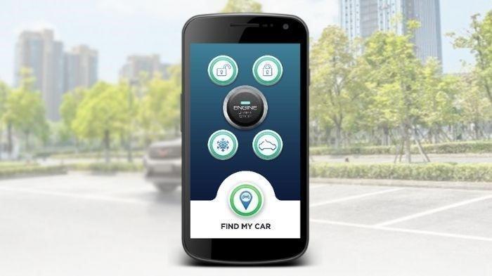 Find My Car, Salah satu inovasi terbaru dari Wuling Motors.