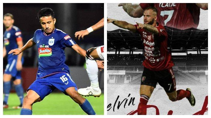 RESMI: PSIS Pertahankan Finky Pasamba, Bali United Perpanjang Kontrak Melvin Platje