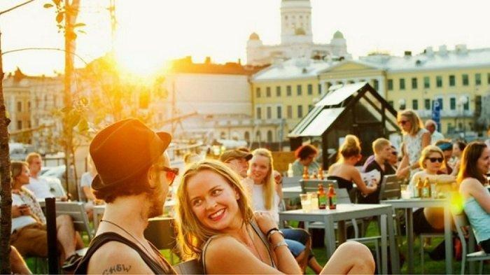 Finlandia Kembali Menjadi Negara Paling Bahagia di Dunia, Indonesia ke Berapa?