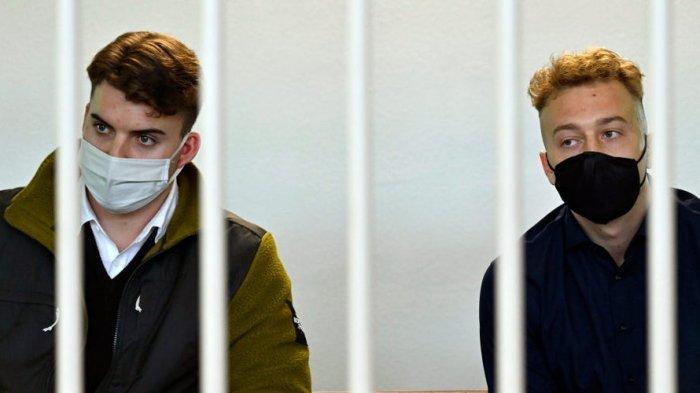 Dua warga AS, Finnegan Lee Elder dan Natale Hjorth dijatuhi hukuman seumur hidup oleh pengadilan Italia atas dakwaan pembunuhan.