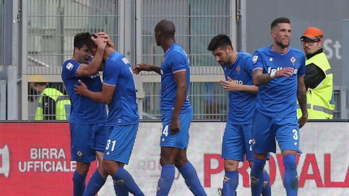 AS Roma vs Fiorentina: Fiorentina Menang 2-0