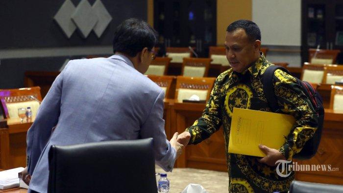Lima Pimpinan 2019-2023 Sudah Dipilih, Jokowi Didesak Tepati Janji Politik Perkuat KPK