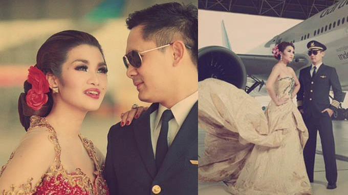 Sebelum Lion Air Jatuh, Fitri Carlina Mimpi Suaminya Meninggal Saat Bertugas Kemudikan Pesawat