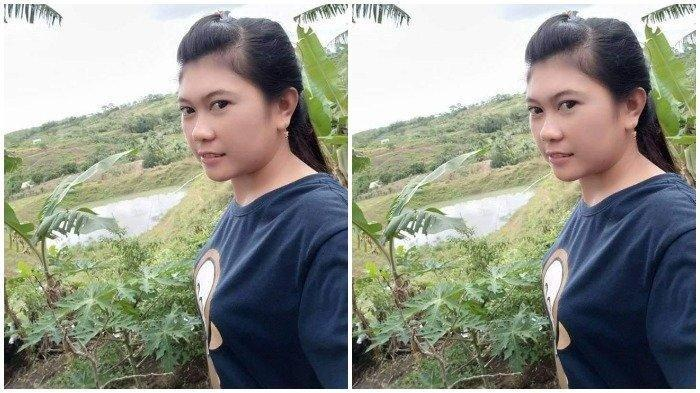 Fitria, warga Desa Sienjo, Kecamatan Toribulu, Kabupaten Parigi Moutong (Parimo), Sulawesi Tengah.