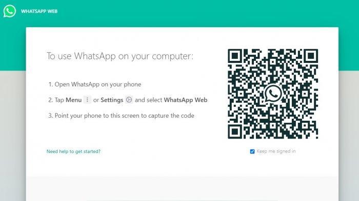 Fitur Baru WhatsApp Web.