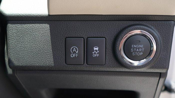 Fitur Eco Idle All New Terios.