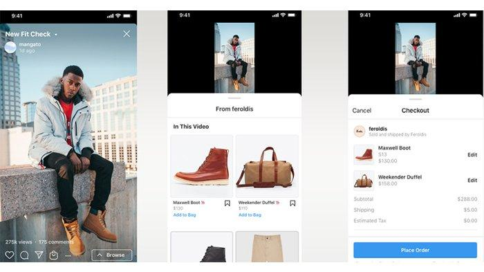 Cara Mendapatkan Fitur Instagram Shopping, Ini Panduan Membuat Katalog dan Aktifkan Fitur Shopping