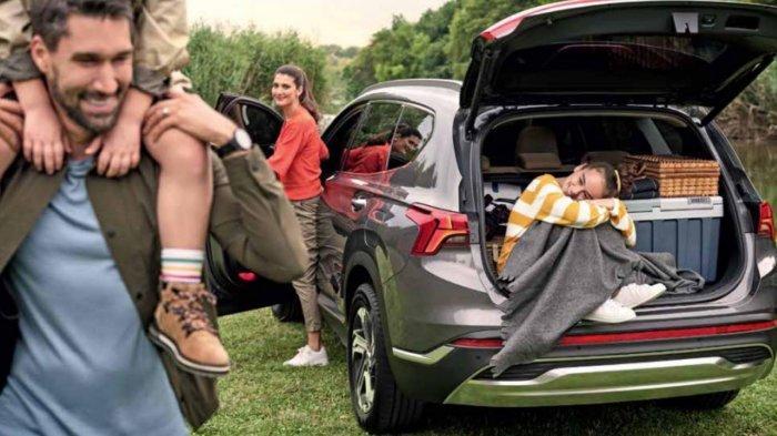 Fitur Lebih Mumpuni, Hyundai New Santa Fe Cocok Jadi Mobil Keluarga Pilihan!