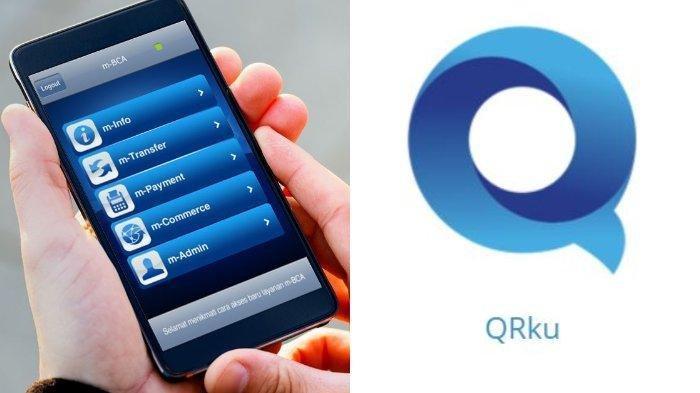 Cara Gampang Transfer Uang Lewat Qrku Bca Nasabah Tinggal Scan Lewat Smartphone Tribunnews Com Mobile