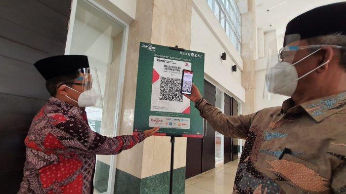 Bank DKI Sediakan Fitur Scan To Pay untuk Mudahkan Bayar Zakat, Infaq dan Sedekah
