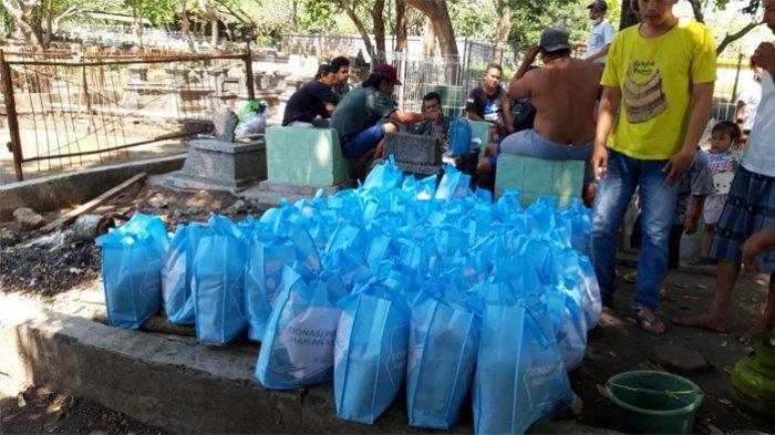 Yayasan DKK Salurkan 950 Paket Bantuan Bagi Warga Terdampak Pandemi Covid-19 di Jateng dan DIY