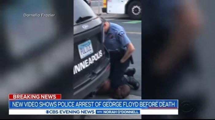 Pembunuhan George Floyd Diduga oleh Polisi Menyisakan Duka Bagi Keluarga