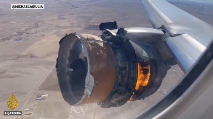 Maskapai United Airlines Hentikan Operasional 24 Pesawat Boeing 777 Bermesin PW 4000