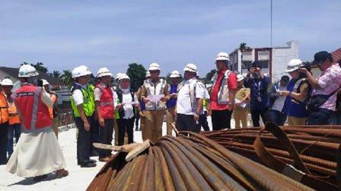 Optimistis Rampung Desember, Bima Arya Tinjau Proyek Flyover 'Hadiah' dari Presiden Jokowi