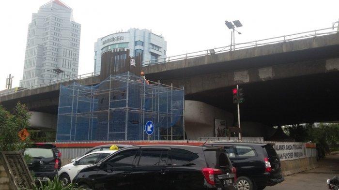 Kemacetan Parah di Pancoran Makin Tak Tertahankan
