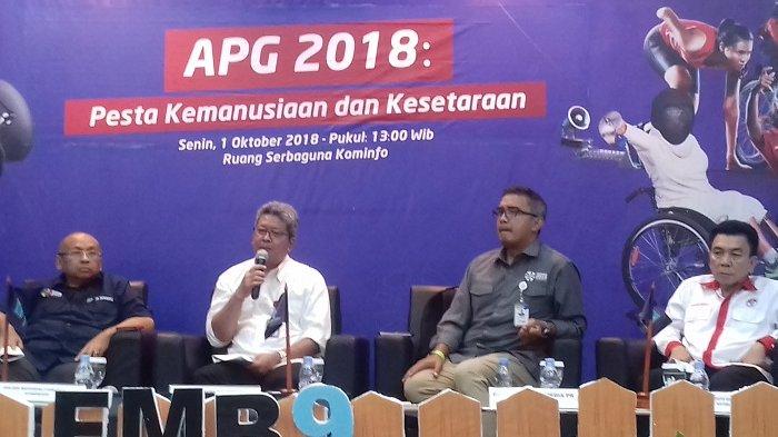 Ada 2.500 Tiket Gratis Bagi Penyandang Disabilitas Nonton Pembukaan Indonesia Asian Para Games 2018