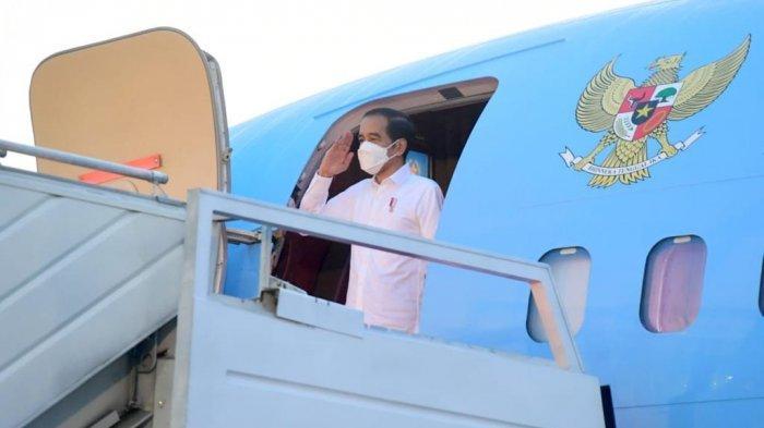 Pagi Ini Presiden Tinjau Food Estate dan Resmikan Bendungan Napun Gete di NTT