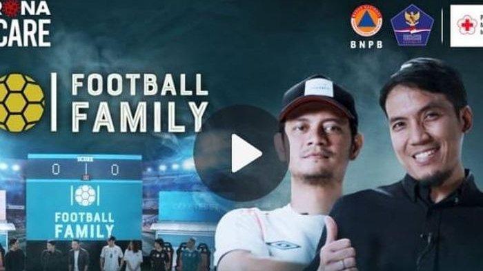Football Family eps 2 - Drummer Band Punk Rock Unjuk Kebolehan Soal Pengetahuan dan Skill Sepak Bola