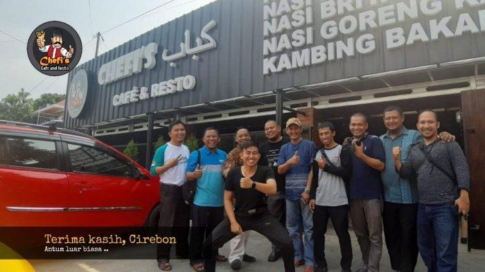 Peserta Mubes 1 FORBIS IKPM Gontor di Cirebon