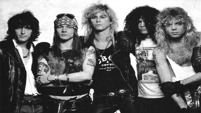 Waduh! Chord Gitar Sweet Child O' Mine  Guns N' Roses Beserta Lirik Lengkapnya