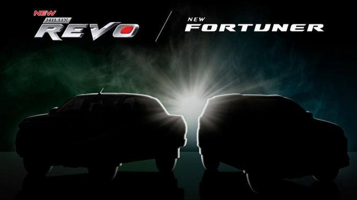 Toyota Akan Ungkap Fortuner dan Hilux Revo Terbaru Pada 4 Juni